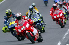 история motogp: goodbye, donington park!